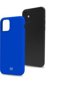 Celly Feeling für Apple iPhone 11 blau (FEELING1001BL)