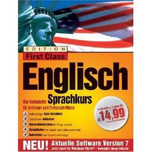 Digital Publishing: First Class Sprachkurs Englisch 7.0 (PC)