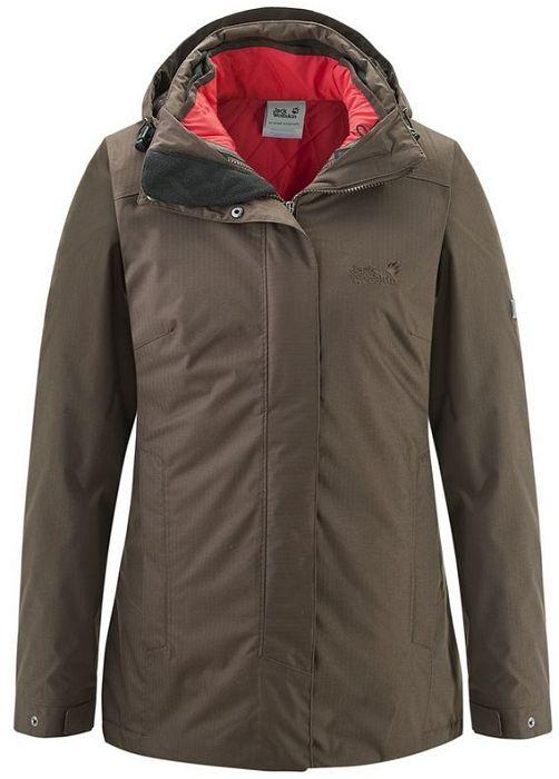 jack wolfskin damen 3in1 jacke vernon jacket
