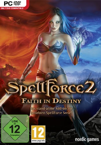 Spellforce 2: Faith in Destiny (Add-on) (deutsch) (PC) -- via Amazon Partnerprogramm