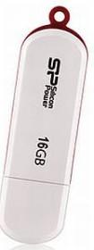 Silicon Power LuxMini 320 16GB, USB-A 2.0 (SP016GBUF2320V1W)