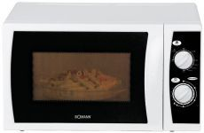 Bomann MWG2227CB microwave with grill