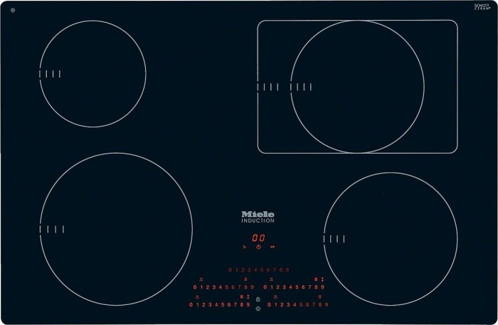 Miele KM 6352 induction hob self-sufficient