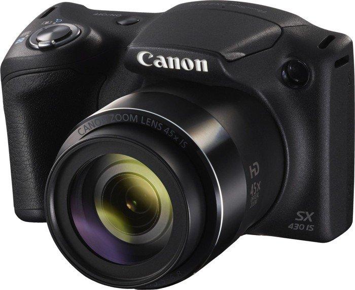Canon PowerShot SX430 IS schwarz (1790C002)