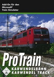 Microsoft Train Simulator - Pro Train: Karwendel Bahn (Add-on) (German) (PC)