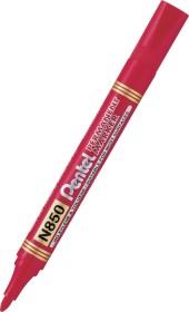 Pentel Permanent Marker N850 rot (N850-BE)