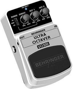 Behringer UO300 Ultra Octaver -- © Copyright 200x, Behringer International GmbH