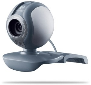 Logitech webcam C500, USB 2.0 (960-000373)