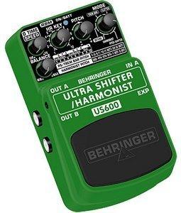 Behringer US600 Ultra Shifter/Harmonist -- © Copyright 200x, Behringer International GmbH