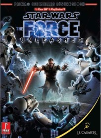 Star Wars - The Force Unleashed (Lösungsbuch)