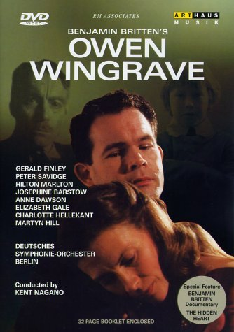 Benjamin Britten - Owen Wingrave -- via Amazon Partnerprogramm