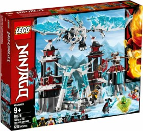 LEGO Ninjago - Festung im ewigen Eis (70678)