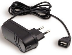 TrekStor USB charger for MP3 players (various types) (17001/17002)