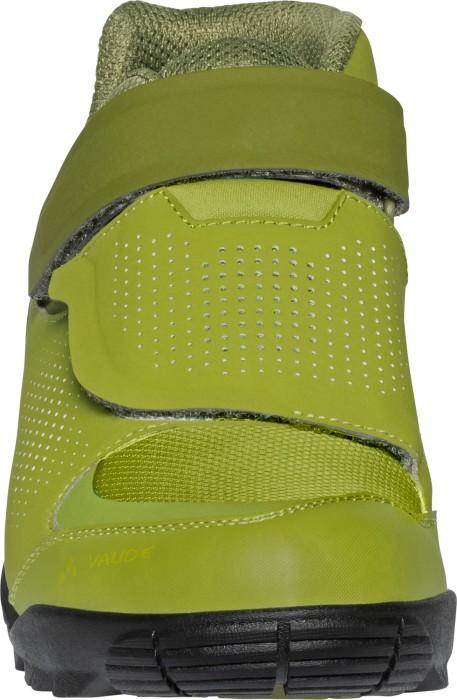 Vaude Unisex-Erwachsene AM Downieville Mid Mountainbike Schuhe, Grün (Holly Green Pepper 470), 42 EU