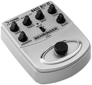 Behringer BDI21 V-Tone-Bass -- © Copyright 200x, Behringer International GmbH