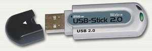 TrekStor USB-stick 128MB, USB-A 2.0