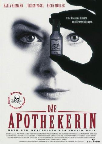 Die Apothekerin -- via Amazon Partnerprogramm
