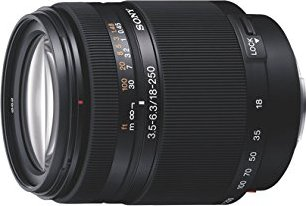 Sony 18-250mm 3.5-6.3 DT black (SAL-18250) -- via Amazon Partnerprogramm