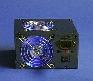 Levicom Black Power LED 350W ATX (SPS-350XPL-B)