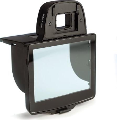 Kaiser digiShield monitor-glare shield for Nikon D40/D40x/D60 (6411) -- via Amazon Partnerprogramm