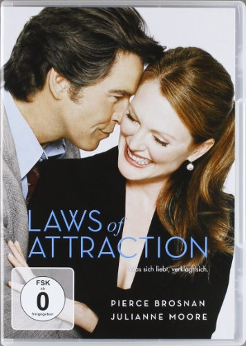 Laws of Attraction - Was sich liebt verklagt sich -- via Amazon Partnerprogramm