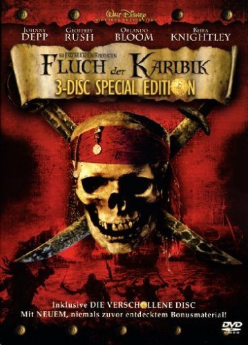 Fluch der Karibik (Special Editions) -- via Amazon Partnerprogramm