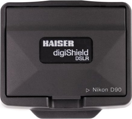 Kaiser digiShield monitor-glare shield for Nikon D300/D300s (6416) -- via Amazon Partnerprogramm