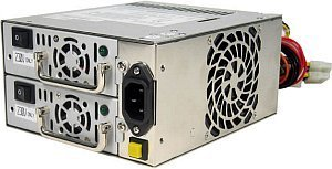 Chieftec EVR-3006P2 2x 300W redundantny ATX