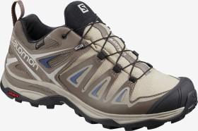 Salomon X Ultra 3 GTX vintage kaki/bungee cord/crown blue (Damen) (408146)