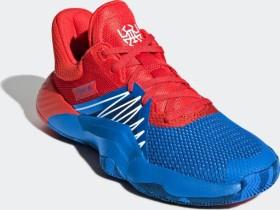 adidas D.O.N. Issue 1 blau/rot/weiß (Junior) (EF2932)