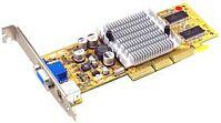 ASUS AGP-V8170Magic/T/64, GeForce4 MX420, 64MB DDR, TV-out, AGP