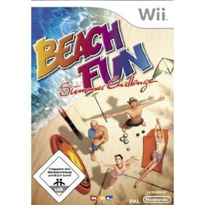 Beach Fun - Summer Challenge (deutsch) (Wii)