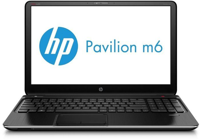 HP Pavilion m6-1002sa, UK (B6H92EA)
