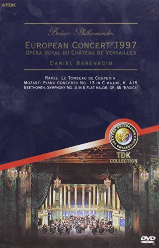 Die Berliner Philharmoniker - Europakonzert 1997, Versailles -- via Amazon Partnerprogramm