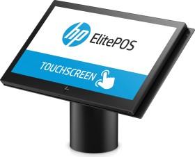HP Engage One Model 143 schwarz, Core i3-7100U, 16GB RAM, 128GB SSD, Advanced I/O Base, Windows 10 IoT (4VZ92EA#ABD)