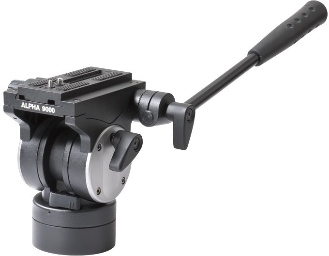 Cullmann 40505 Alpha 9000VH 2-way tripod head