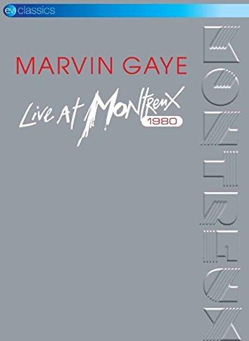 Marvin Gaye - Live in Montreux 1980 -- via Amazon Partnerprogramm