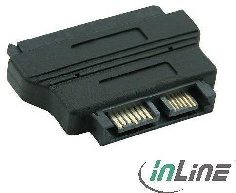 InLine SATA -> Slim-SATA, Adapter (29612)