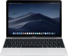 Apple MacBook 12 silber, Core i5-7Y54 OC, 16GB RAM, 512GB SSD [2017 / Z0U0]