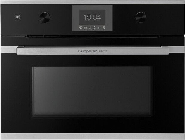 Küppersbusch CBM 6350.0 S1 stainless steel oven with microwave