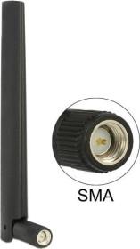 DeLOCK RP-SMA Multi Antenne, SMA omnidirektional schwarz (88968)