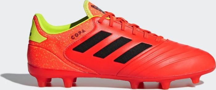 quality design 935a6 22099 adidas Copa 18.2 FG solar redcore blacksolar yellow (men) (