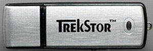 TrekStor USB stick 128MB, USB-A 1.1