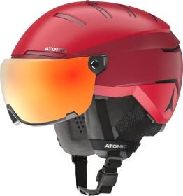 Atomic Savor GT AMID Visor HD Helm rot (Modell 2020/2021) (AN5005922)