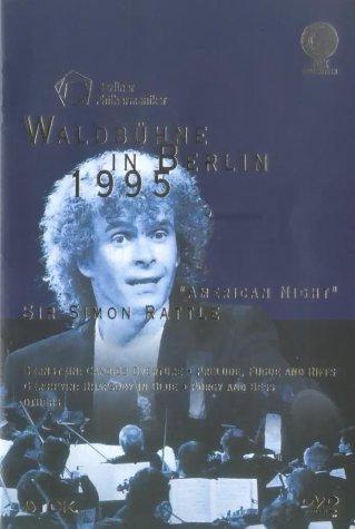 """Die Berliner Philharmoniker - Waldbühne in Berlin 1995: """"Amerikanische Nacht"""" -- via Amazon Partnerprogramm"""