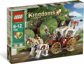 LEGO Kingdoms - Angriff auf die Königskutsche (7188)