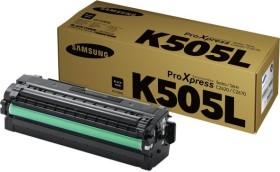 Samsung Trommel mit Toner CLT-K505L schwarz hohe Kapazität (SU168A)