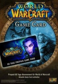 World of WarCraft - 60 Tage Game Time Card (PC/MAC)