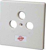 Astro GUZ 45 Abdeckung für 3-Loch Dose