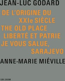 Jean-Luc Godard - Vier Kurzfilme (DVD)